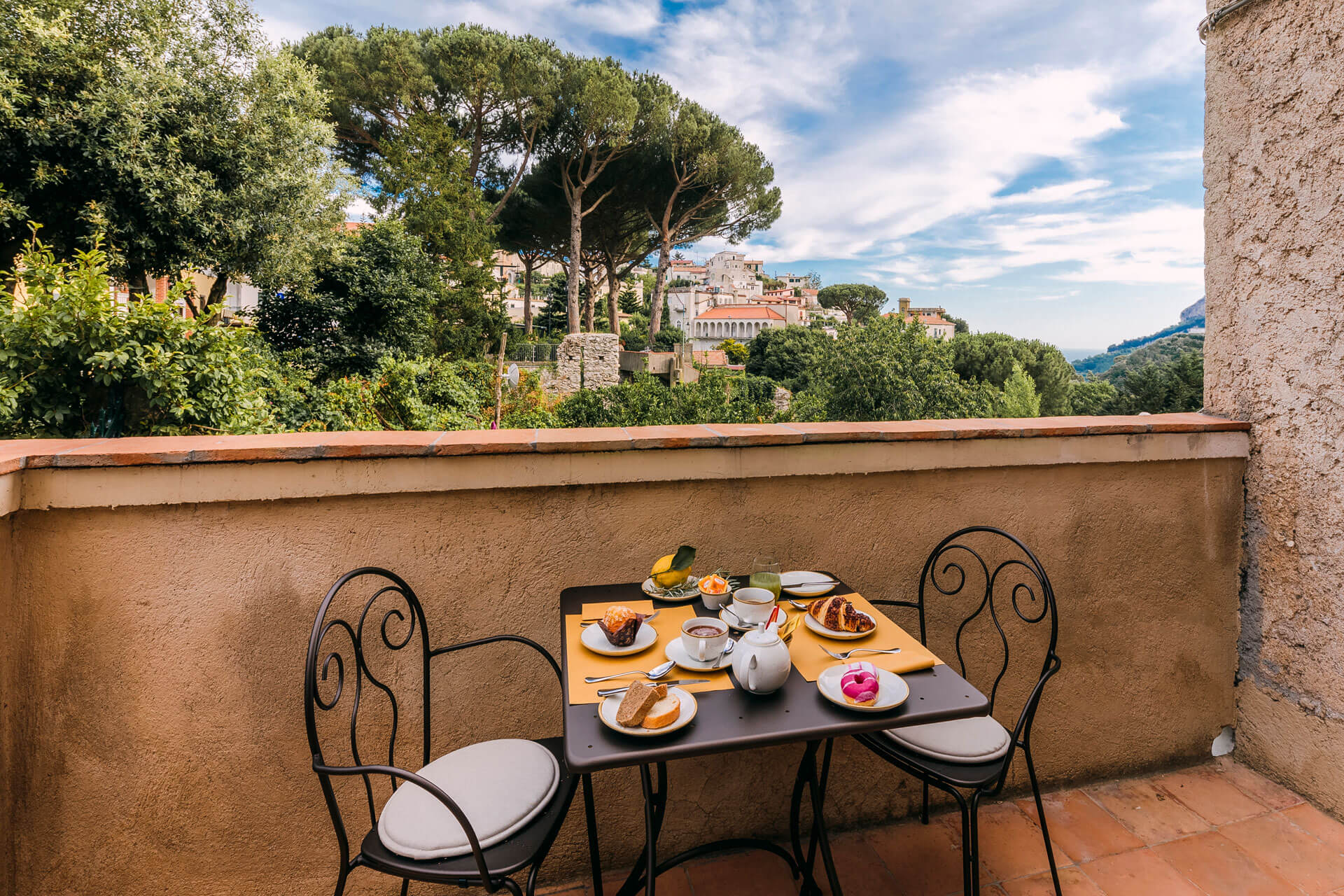 Bed and Breakfast in Ravello
